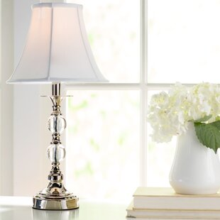 Affordable Price Fitzwilliyam 19 Table Lamp By Alcott Hill