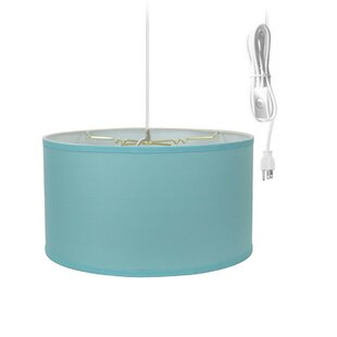 Shopping for Rapoza Swag Plug-In 2-Light Drum Chandelier By Wrought Studio