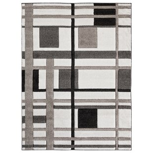 Moerchen Oriental Low Pile Turkish White Indoor/Outdoor Area Rug