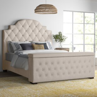 Thom Tufted Upholstered Storage Platform Bed by Mistana