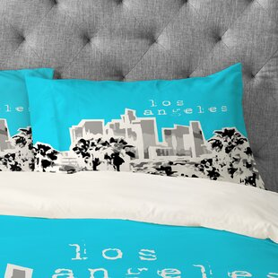 Bird Ave Los Angeles Pillowcase