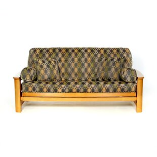 Compare Arbor Box Cushion Futon Slipcover by Lifestyle Covers Reviews (2019) & Buyer's Guide