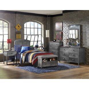 Savings Albert Panel 6 Piece Bedroom Set ByViv + Rae