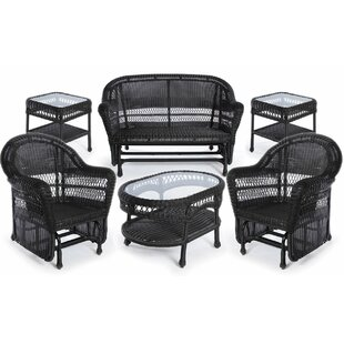 Gracie Oaks Xavier 6 Piece Sofa Seating G..