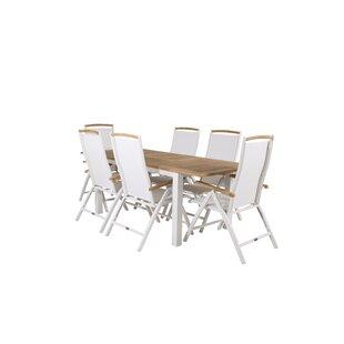 Navya 6 Seater Dining Set Image