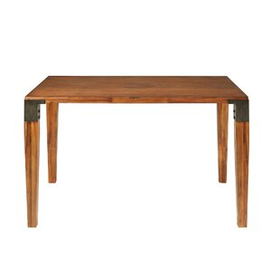 Deskins Dining Table by Williston Forge Comparison