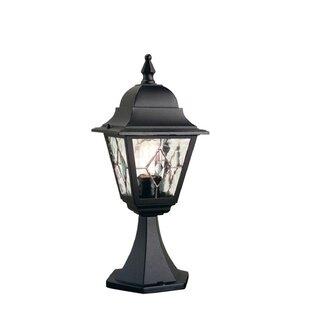 Verdigris Pedestal 1 Light Pier Mount Light By Sol 72 Outdoor