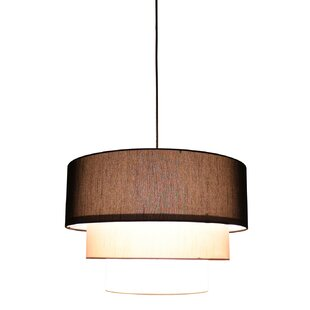Urbanest Renzo 3-Tier 1-Light Pendant