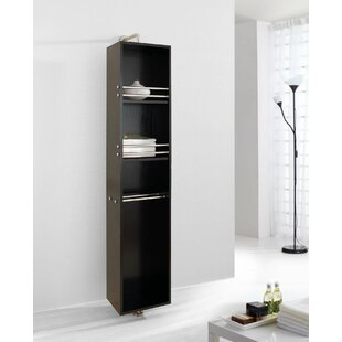 Marcel 138 W x 669 H Wall Mounted Cabinet by Virtu USA