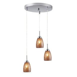 Ebern Designs Murphy 3-Light Pendant