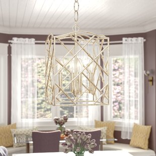 Willa Arlo Interiors Kelsch 4-Light Foyer Pendant