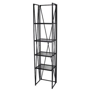 Williston Forge Luxora Iron Baker's Rack