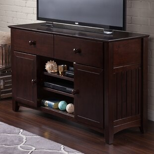 Herring TV Stand for TVs up to 50 by Breakwater Bay
