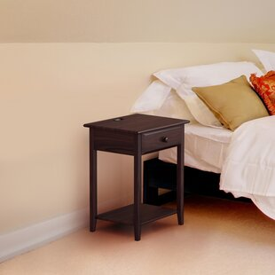 Affordable 1 Drawer Nightstand By Stony-Edge LLC
