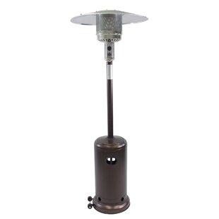 Dyna-Glo 41,000 BTU Propane Patio Heater By Dyna-Glo