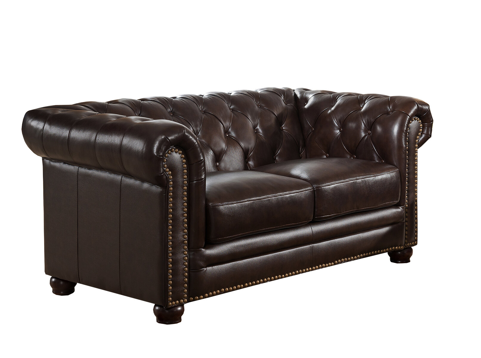 Top Grain Leather Sofa You Ll Love In 2019 Wayfair