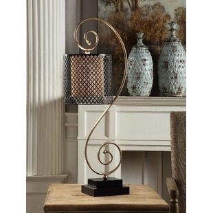 Luetta 36 Arched Table Lamp