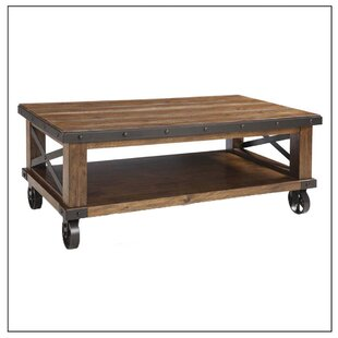 Baulch Coffee Table by Gracie Oaks