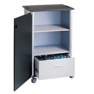 Wheelies? 1 Drawer Storage Cabinet by Peter Pepper
