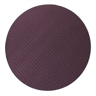 Brookstonval Purple Rug by Charlton Home