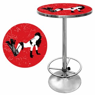 Shadow Babes B Series Pub Table Trademark Global