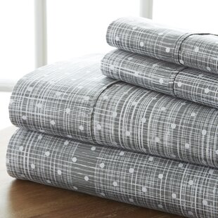 Severn Bridge Sheet Set by Wrought Studio Sale