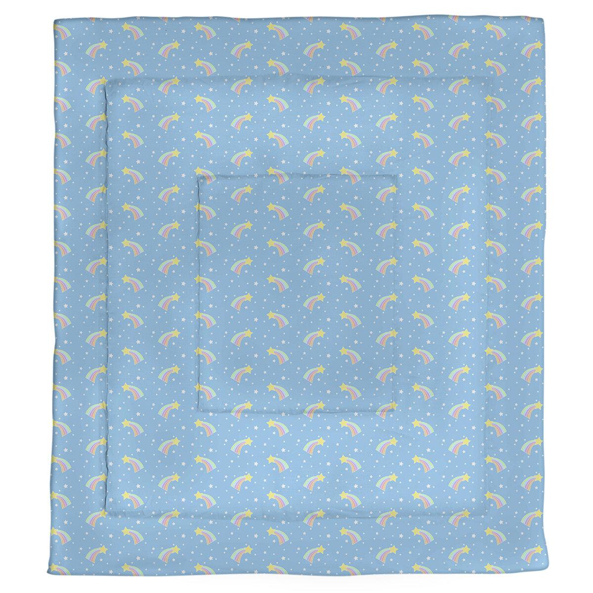 Latitude Run Avicia Shooting Stars Pattern Single Reversible Comforter Wayfair