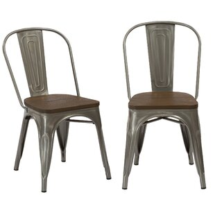 Affordable Price Isamar Dining Chair (Set of 2) by Williston Forge Reviews (2019) & Buyer's Guide