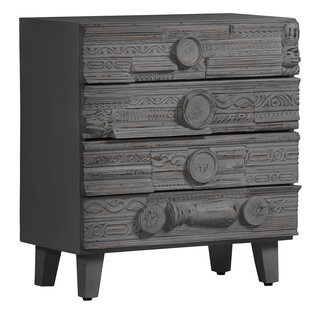 4 Drawer Chest By Bloomsbury Market