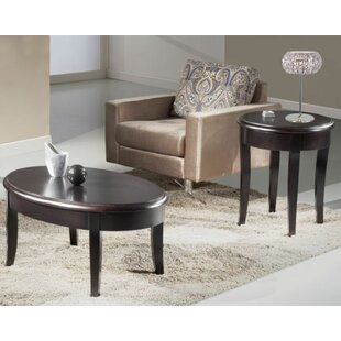 Furnitech 2 Piece Coffee Table Set