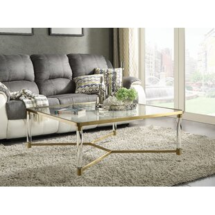 Garzon Coffee Table Everly Quinn