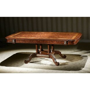 Priston Solid Wood Dining Table by Astori..