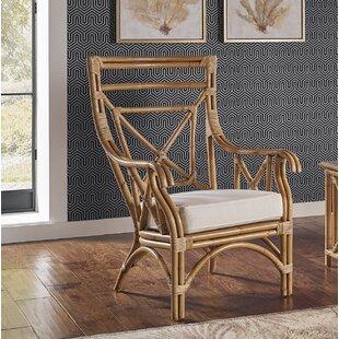 Plantation Bay Wingback Chair by Panama J..