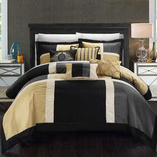 Alleta 7 Piece Comforter Set by Chic Home Design