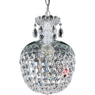 Schonbek Olde World 3-Light Crystal Pendant