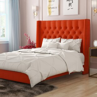 Best Brunella Upholstered Panel Bed by Willa Arlo Interiors Reviews (2019) & Buyer's Guide
