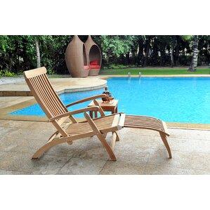 Deck Chair. Deck Chair. By HiTeak Furniture
