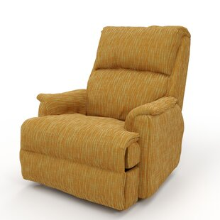 Hazleburst Manual Rocker Recliner by Maxwell Thomas
