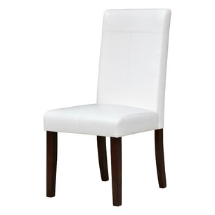 Andover Mills Spielman Upholstered Dining Chair (Set of 2)
