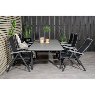 Alaray 6 Seater Dining Set By Sol 72 Outdoor