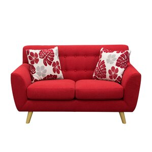 Scarlett Loveseat by Diamond Sofa