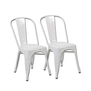 Ebern Designs Burton Dining Chair (Set of 2)