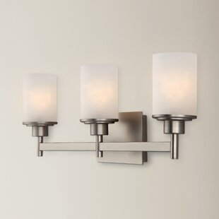 Bathroom vanity lighting youll love wayfair verity 3 light vanity light mozeypictures Images