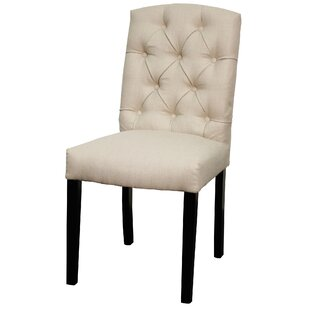 Legros Upholstered Dining Chair (Set of 2)