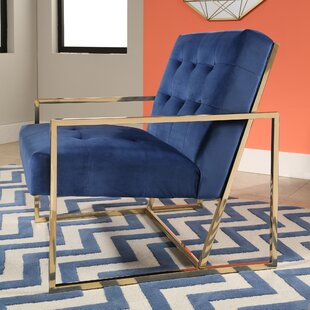 Price comparison Redbridge Armchair by Mercer41 Reviews (2019) & Buyer's Guide