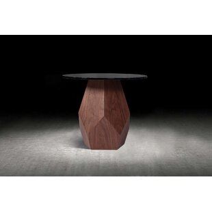Zeman Glass End Table