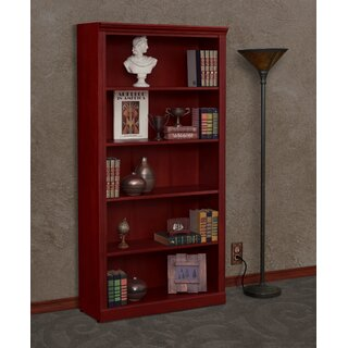 "Christofor 72"" Standard Bookcase by Darby Home Co SKU:CD650543 Description"