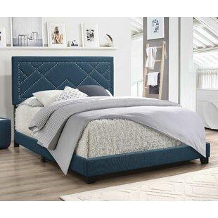 Cota Upholstered Standard Bed
