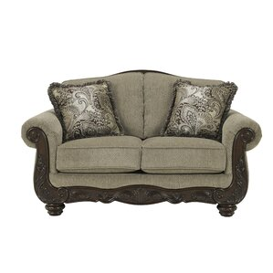 Rothesay Loveseat by Astoria Grand