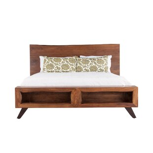 Allison Storage Platform Bed